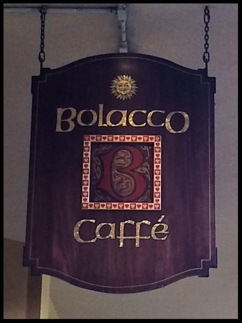Bolacco Caffe