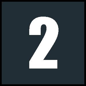 2 - White