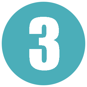3 - Blue