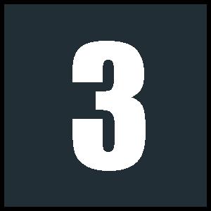 3 - White