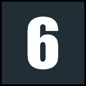 6 - White